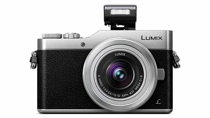 Panasonic DMC-GX850